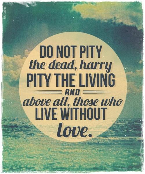 Albus Dumbledore JK Rowling quotes