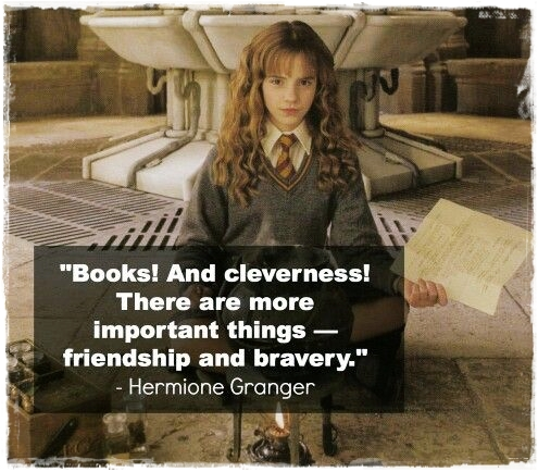 hermione quotes harry potter