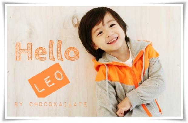 1 - Hello Leo - Leo Recipon - By Chocokailate.jpg